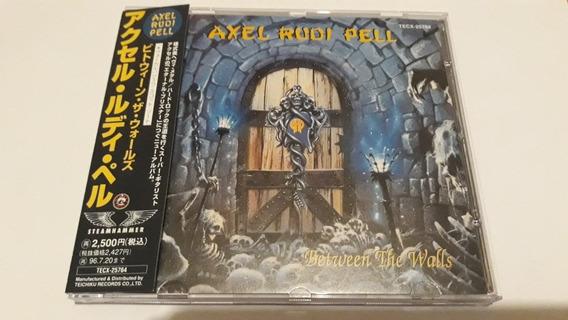 Axel Rudi Pell Between The Walls Tecx-25764 Cd Japan Obi