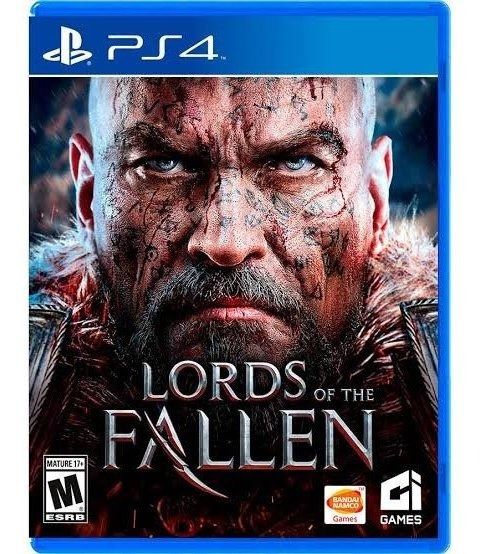 Lords Of The Fallen 1ª Digital Psn