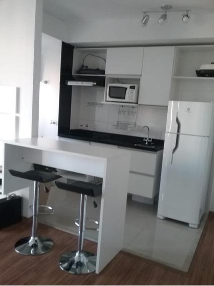 Apartamento Em Chácara Santo Antônio, São Paulo/sp De 50m² 1 Quartos À Venda Por R$ 840.000,00 - Ap471977