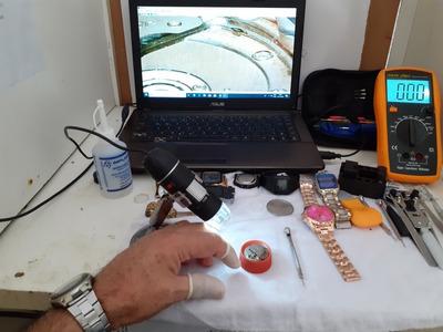 Relojoeiro, Digital E Eletrônico