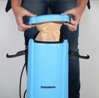 Bolsa Y Filtro Aspiradora Mochila Gamma 4 Litros Mod G2201