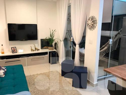 Imagem 1 de 13 de Excelente Apartamento - Vila Assunção Com 52 Metros !!! - 1033-6696