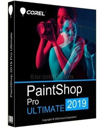 Corel Paintshop Pro 2019 Ultimate Ver. 21 - Receba Hoje