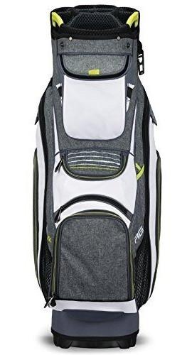 Bolsa Para Carrito Callaway Golf 2018 Org 14, Titanio / Blan