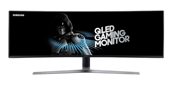 Monitor Samsung 49 Gamer Curvo G90 Qled Freesync 2 Pc
