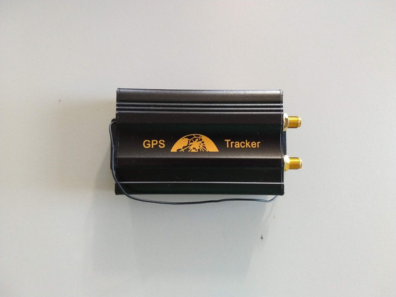 Rastreador Bloqueador Localizador Veicular Gps Tk103b Carro