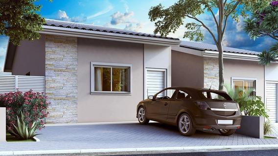 Casa Em Condomínio Para Venda Em Bom Jesus Dos Perdões, Santa Fé, 2 Dormitórios, 1 Suíte, 2 Banheiros, 2 Vagas - 0098_1-1474126