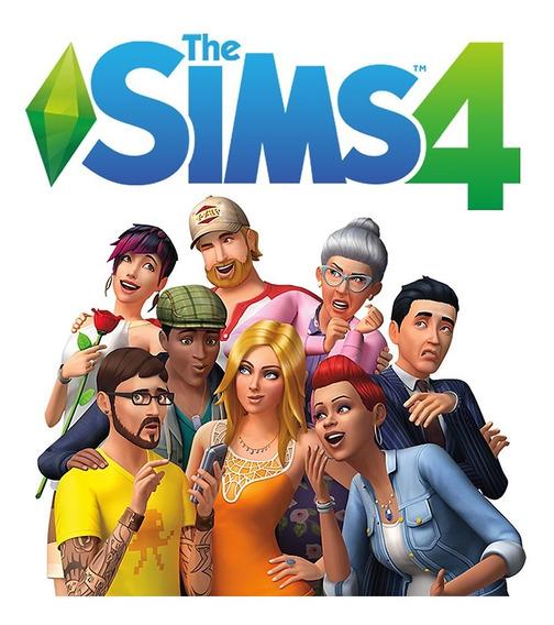 The Sims 4 + Expansões + Pacotes De Jogo + Atualizado