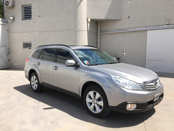 Subaru Outback 2.5 Cvt 2010