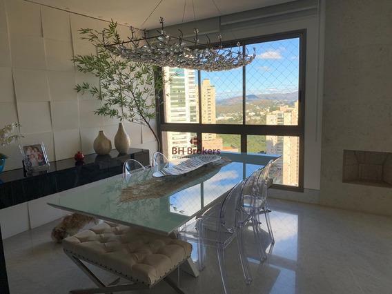 Excelente Apartamento 4 Quartos Alto Luxo, Padrão Lider - 16866