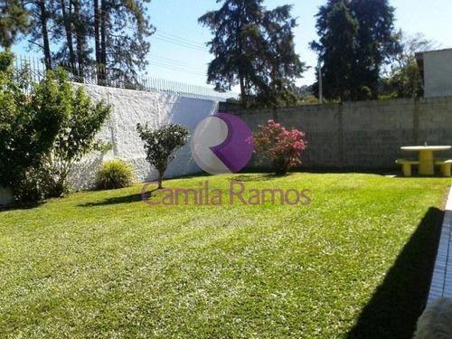 Imagem 1 de 4 de Chácara Residencial À Venda, Rincão Das Lendas - Suzano/sp. - Ch0029 - 68322314