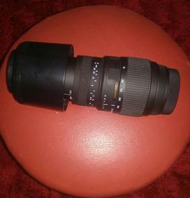 Lente Sigma Dg 70-300 Mm Para Câmeras Sony