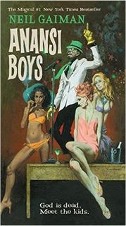 Anansi Boys - Harper Torch **new Edition** Kel Ediciones