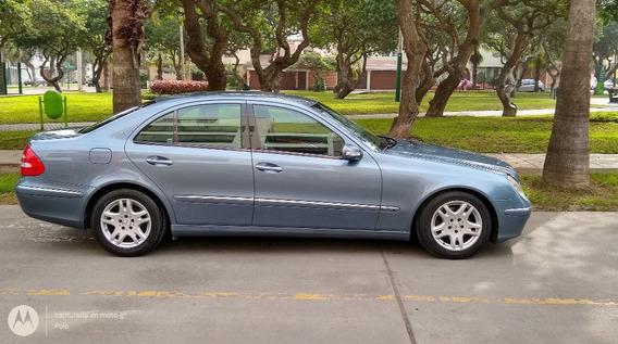 Mercedes-benz Clase E E240