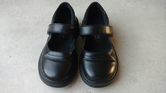 Zapatos Colegiales N°28, Niña.