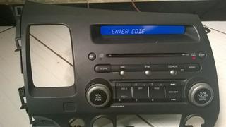 Rádio Original Honda New Civic