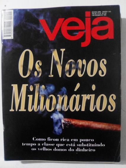 Revista Veja 1412 Itajai Aids Aparados Cambará Pausini 1995