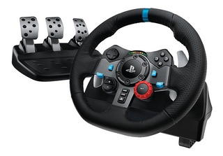 Volante Logitech G29 Gamer + Pedalera Racing Ps4 Ps3 Pc Gtia