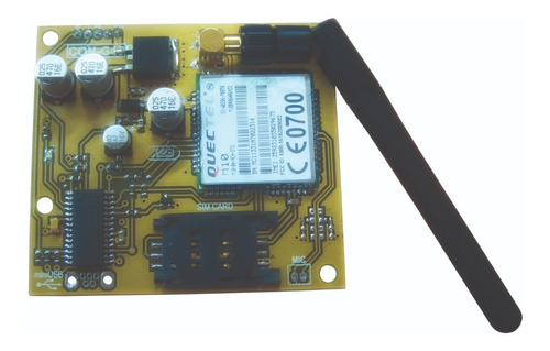Llamador Celular X28 Gsm Aviso Sms