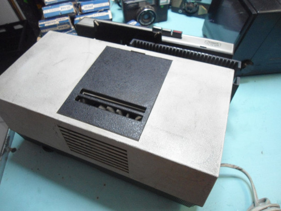 Projetor De Slides Paximat 1800 Eletric Braun Nurnberg