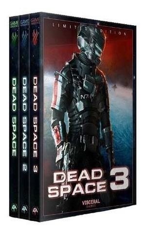 Dead Space Trilogia 1,2,3 Pc (mídia Fisica Dvd)