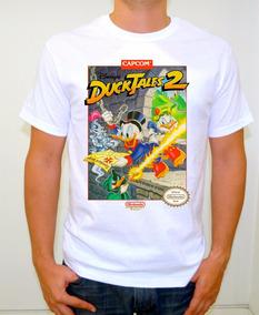 Ducktales 2 Nes Playera Gamer Retro Vintage Nintendo