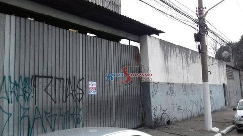 Imagem 1 de 2 de Galpão À Venda, 3644 M² Por R$ 10.000.000,00 - Parque Novo Mundo - São Paulo/sp - Ga0248