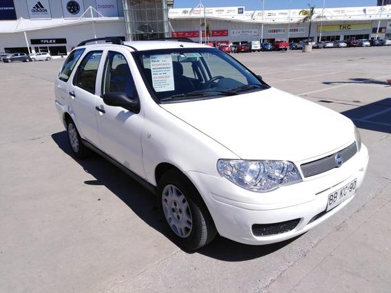 Fiat / Palio / 2008 / Blanco