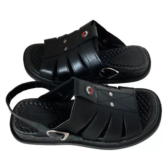 Sandália Que Vira Chinelo Leve E Confortável Masculina 3500