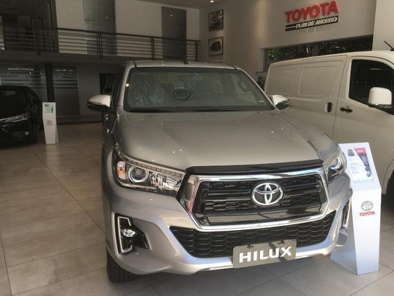 Toyota Hilux 4x4 Dc Srx 2.8 Tdi At Precio Cerrado De Mayo Ls