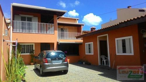 Sobrado Para Venda Em Campinas, Parque Via Norte, 3 Dormitórios, 1 Suíte, 1 Banheiro, 6 Vagas - 1121_2-539983