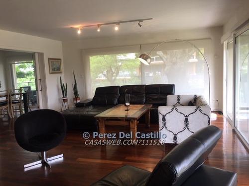 Apartamento Carrasco 3 Dormitorio Jardín Y Playroom