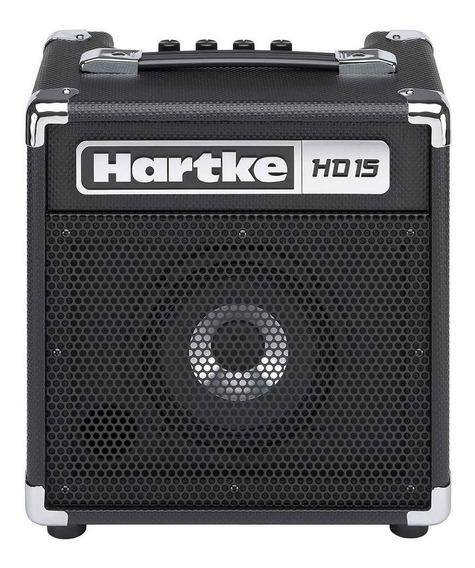 Amplificador De Bajo Hartke Systems Hydrive Hd15