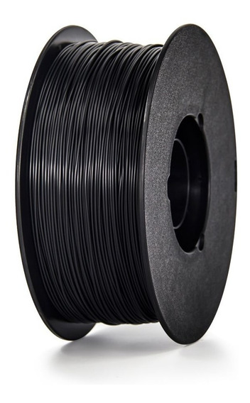 Filamento Pla Flashforge Original 3d 1,75mm 1kg Preto