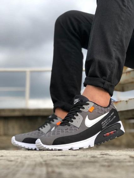 Zapatos Tenis Nike Air Max Colmena Hombre Gym + Envio Gratis