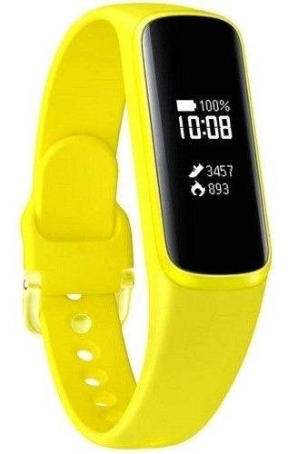 Smartband Samsung Galaxy Fit E Pulseira De Silicone Monitor