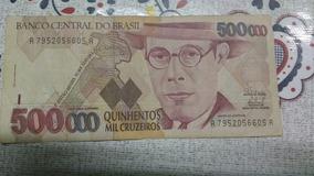 Cédula 500.000 Cruzeiros