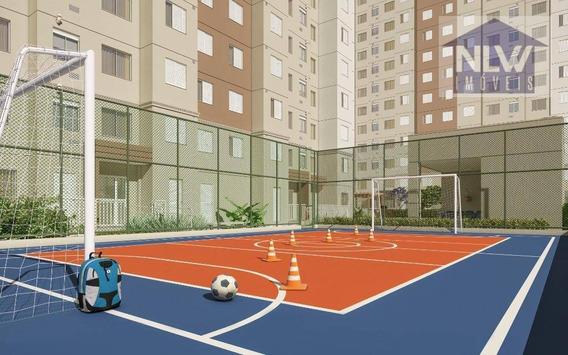 Apartamento Residencial À Venda, Jardim São Savério, São Paulo. - Ap0721