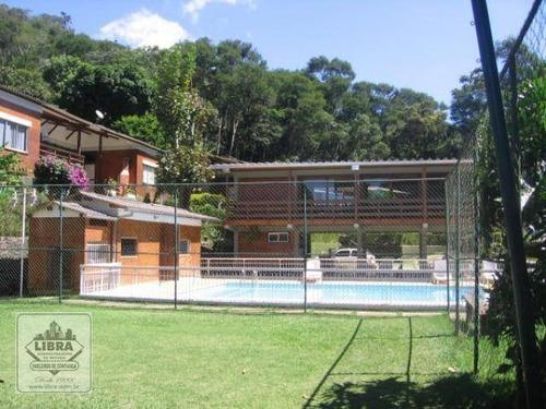 Casa Em Condomínio, Muita Tranquilidade E Natureza - Ca0020