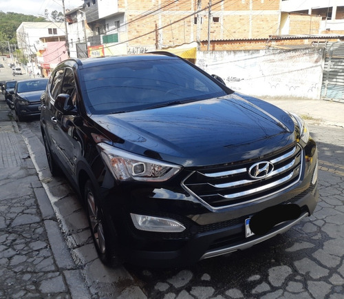 Imagem 1 de 11 de Hyundai Santa Fe 2015 3.3 5l 4wd Aut. 5p