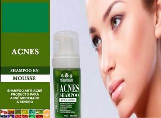 Shampoo Mousse Acnes Para Bbglow Y Limpieza Facial