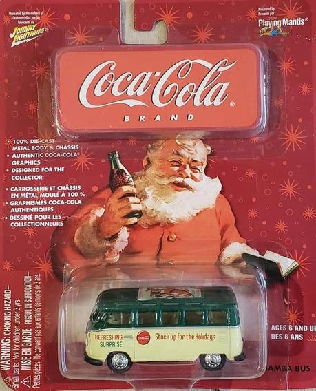 Autos Coca-cola Colección, Van Jhonny Lighting