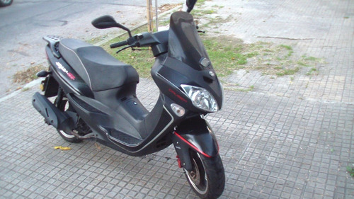 Moto Zanella Styler Cruiser 150 Negra 9.500 Km En La Plata