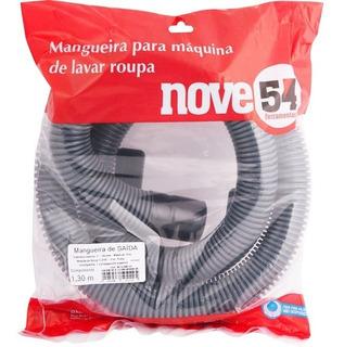 Mangueira De Saída Para Máquina De Lavar Roupa 1,30 M Nove54