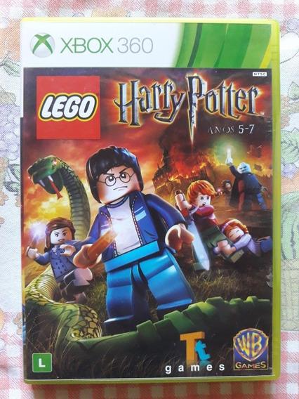 Lego Harry Potter Years 5-7 Xbox 360 Português