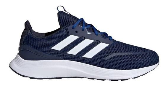 Zapatillas adidas Energy Falcon Azules - Running Hombre