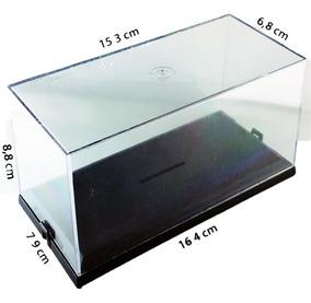 Caixa Plástica Expositor Box Embalagem Acrílico Escala 1/43