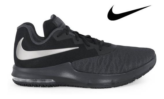 Tênis Nike Air Max Infuriate Iii Low Preto Tamanho 45 46 47 48