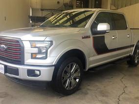 Ford Lobo Lariat 2017