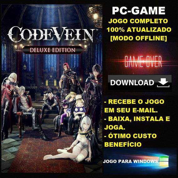 Code Vein: Deluxe Edition - Pc - Digital